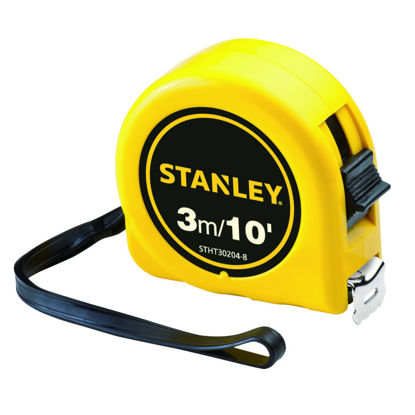 Picture of Stanley Short Tape Rules  x 13mm