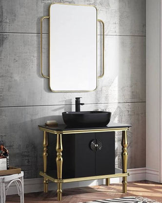 Picture of Country washbasin made of stainless steel