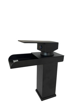 Picture of Fixed paint corner washbasin mixer