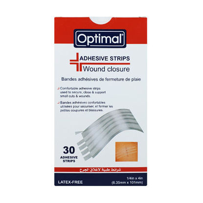 Picture of Wound Closure Adhesive Strips