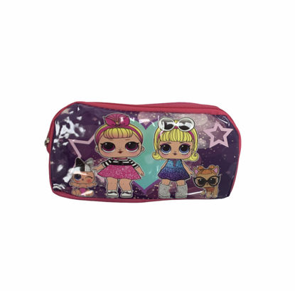 Picture of Girls Canvas Wallets