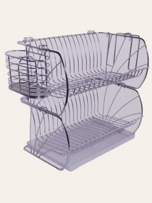 Picture of Large steel dish rack