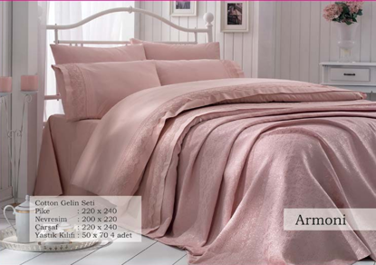 Picture of Armoni Bed Mattress Pieces (7)