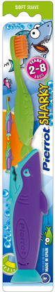 Picture of Toothbrush (kids) sharky pierrot 99